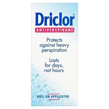 Driclor  Antiperspirant Roll-On 20ml Renksiz